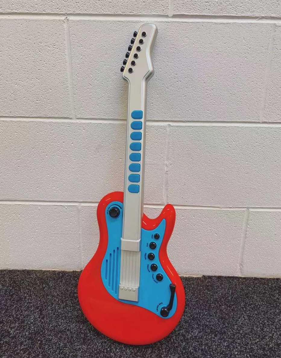 ELC Superstar Guitar (battery toy) - Donated by Mo Yan